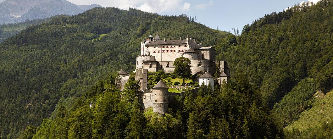 Erlebnisburg Hohenwerfen - Ausflugsziele Salzburger Land & Stadt Salzburg