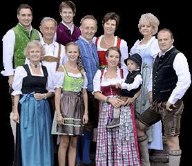 Familie Bacher - Dienten am Hochkönig
