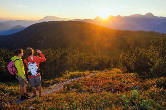 Pauschale - Sommerurlaub in Dienten - Region Hochkönig