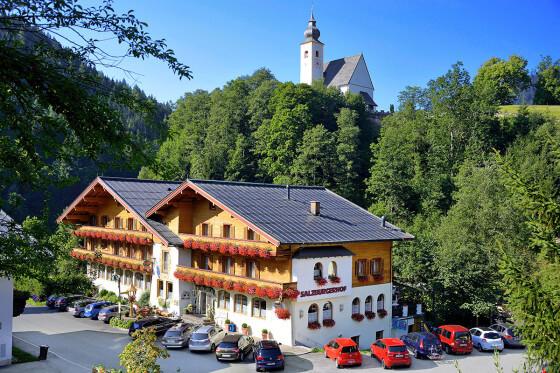 3 Sterne Hotel Salzburger Hof - Dienten - Hochkönig