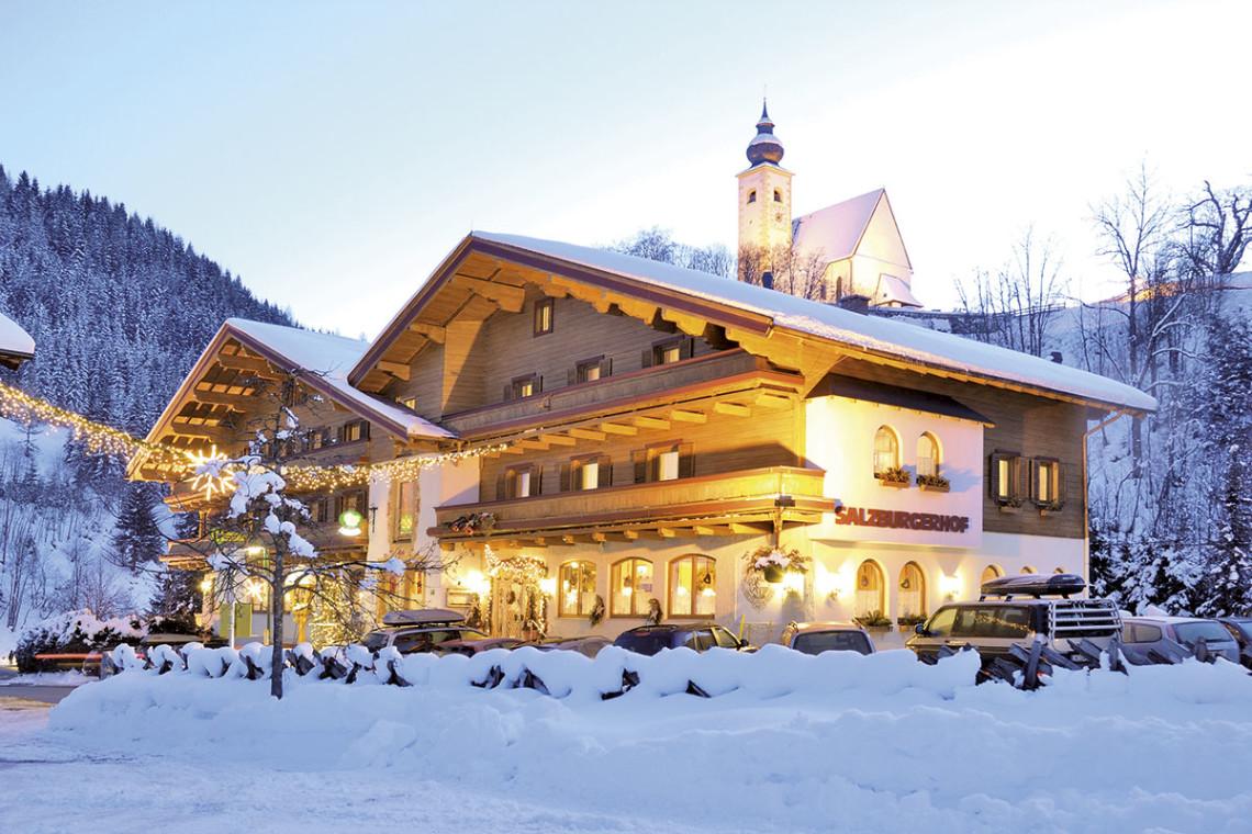 Salzburger Hof Hotel