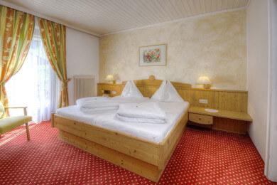 Gemütliche, komfortable Zimmer im 3 Sterne Hotel Salzburger Hof