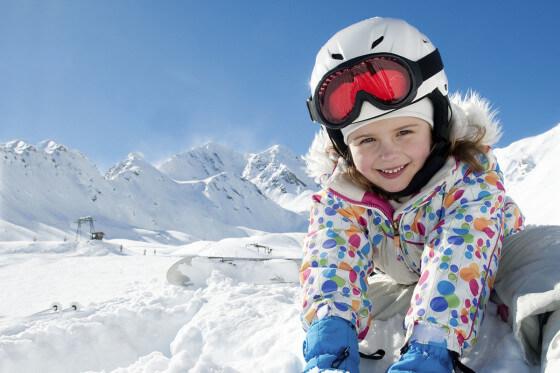 Kinder-Inklusivleistungen im Winter
