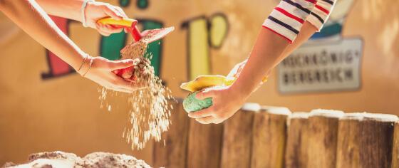Kinderprogramm & Kinderbetreuung im Hotel Salzburger Hof