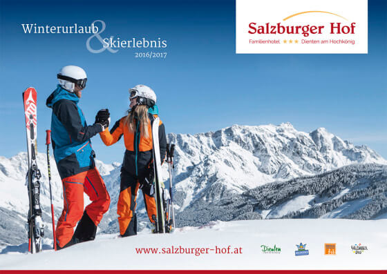 Winterprospekt 2016/17 - Salzburger Hof in Dienten