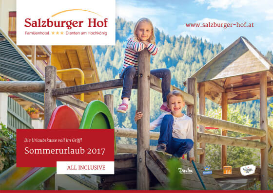 Sommerbroschüre 2017 - Hotel Salzburger Hof
