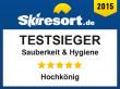 Skigebiet Hochkönig - Testsieger Sauberkeit & Hygiene - Skiresort.de