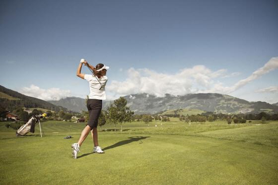 Golfen in der Region Hochkönig