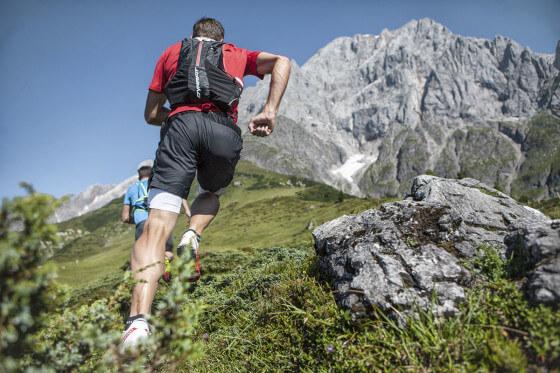 Laufen in der Region Hochkönig