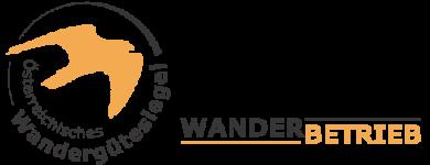 Österreichisches Wandergütesiegel - Wanderbetrieb