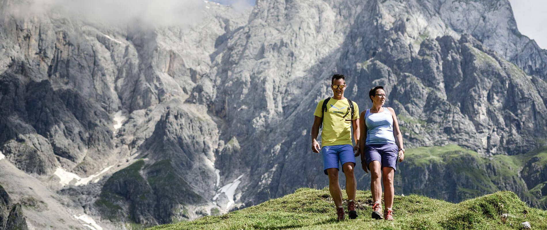 Wanderurlaub In Dienten Am Hochk 246 Nig Salzburger Land
