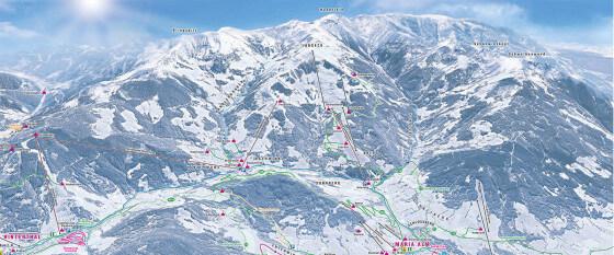 Winter aktiv-Karte Maria Alm