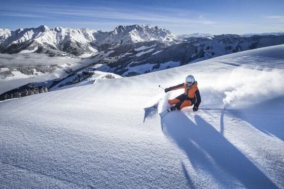 Winterurlaub in Dienten - Region Hochkönig