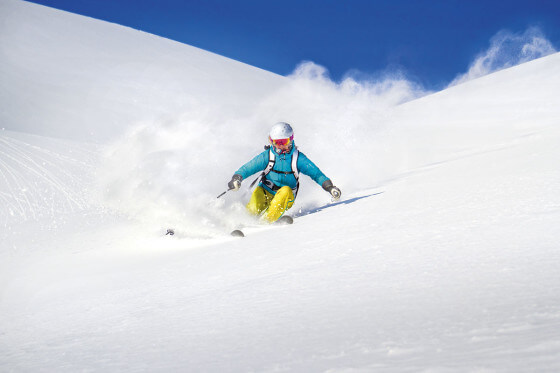 Skitouren - Winterurlaub am Hochkönig - Salzburger Land