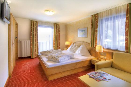 Zimmer in Dienten am Hochkönig, Doppelzimmer