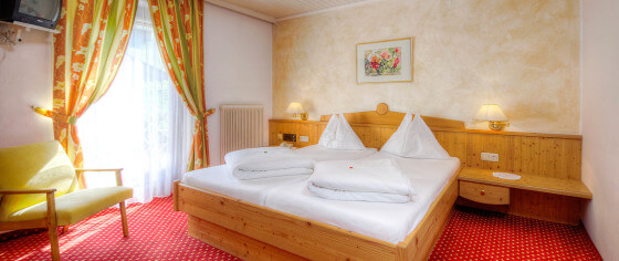 Zimmer - Hotel in Dienten am Hochkönig - Salzburger Hof